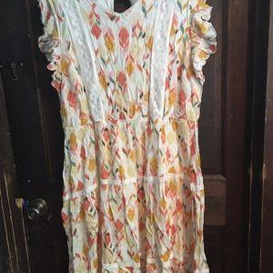 Boho Lauren Conrad Dress XL